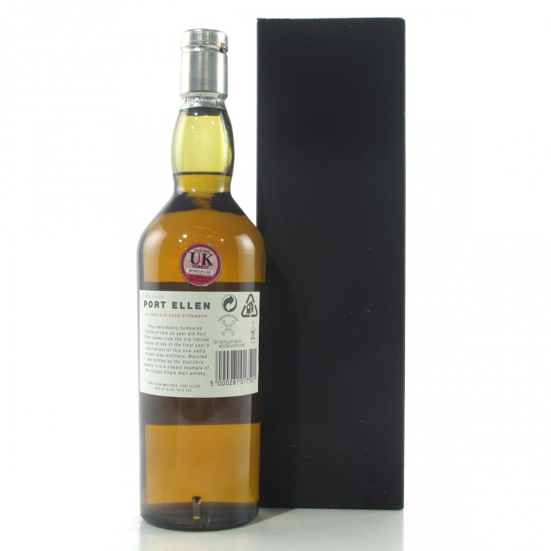 Port Ellen 1979 24 Year Old 3rd Release