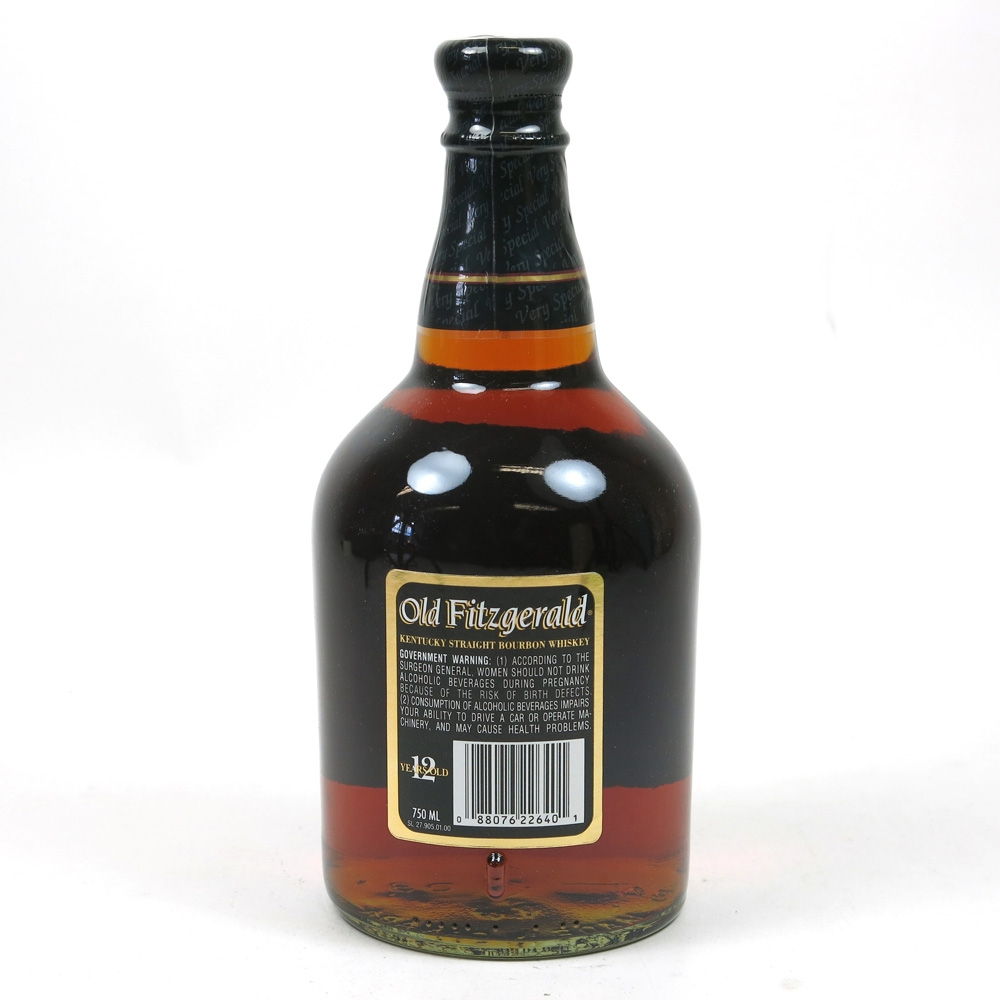 Old Fitzgerald 12 Year Old
