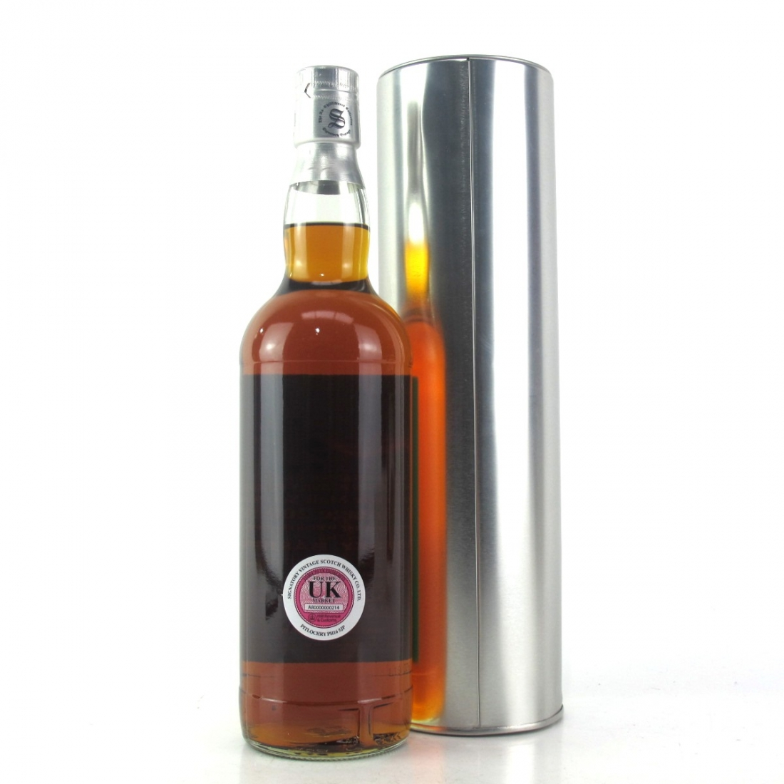 Edradour / Ballechin 2005 Signatory Vintage 12 Year Old / The Whisky Barrel