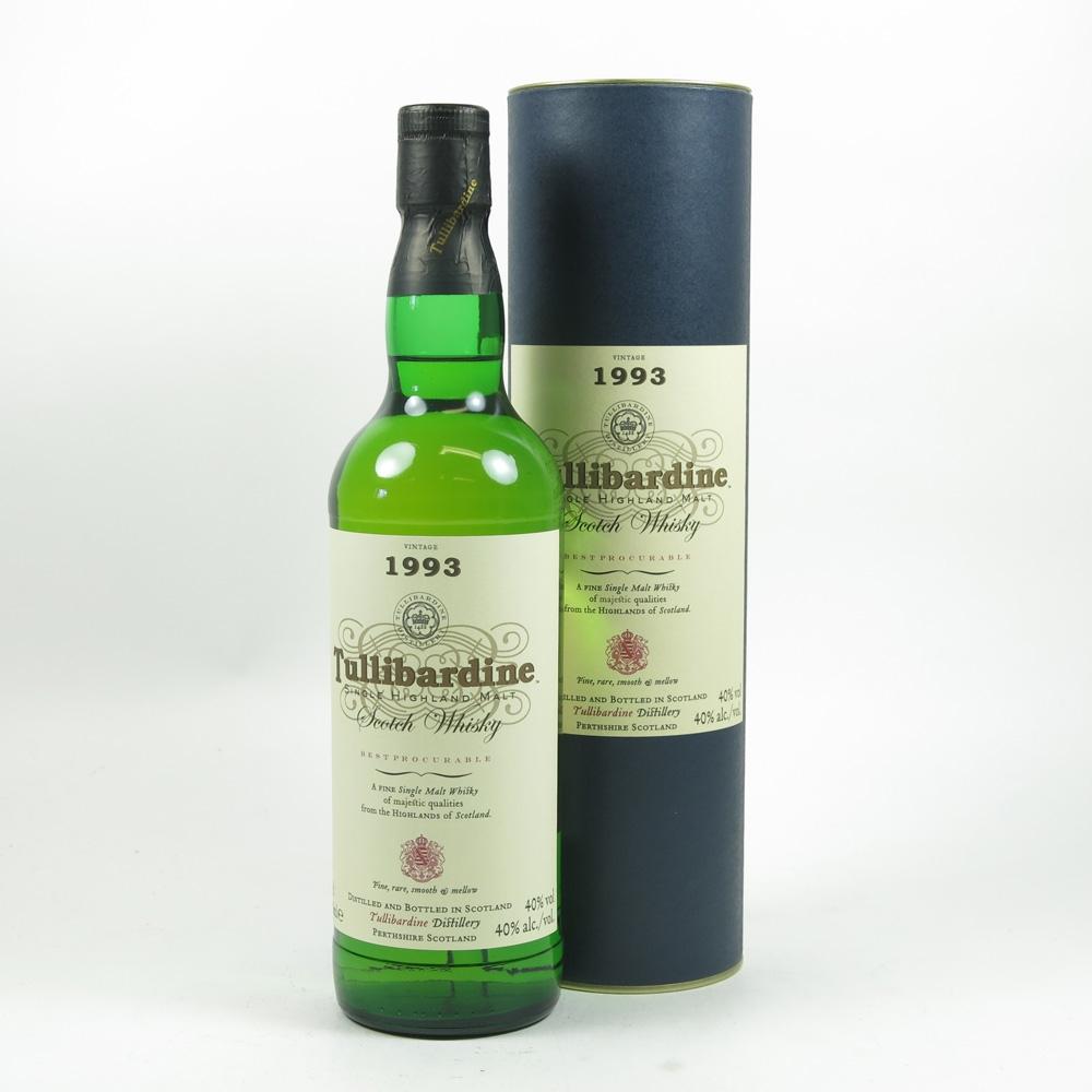 Tullibardine 1993 Front