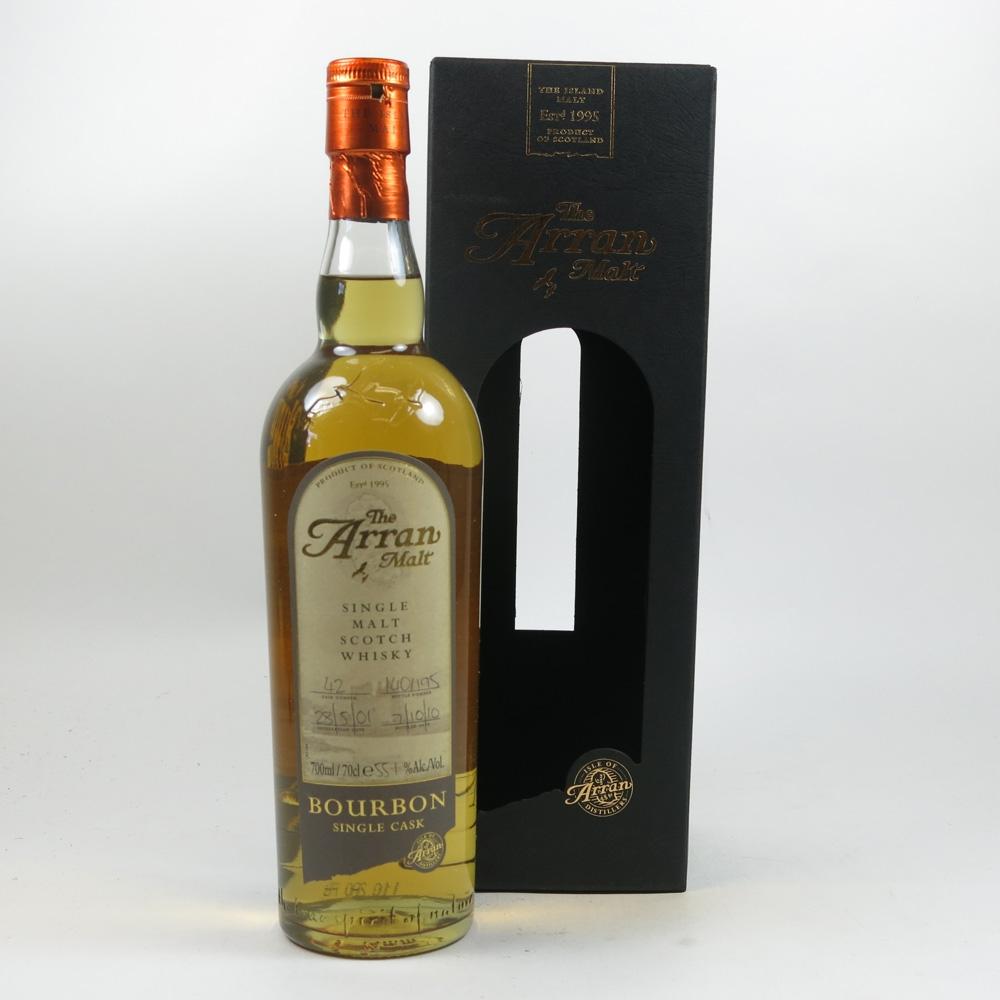 Arran 2001 Single Bourbon Cask