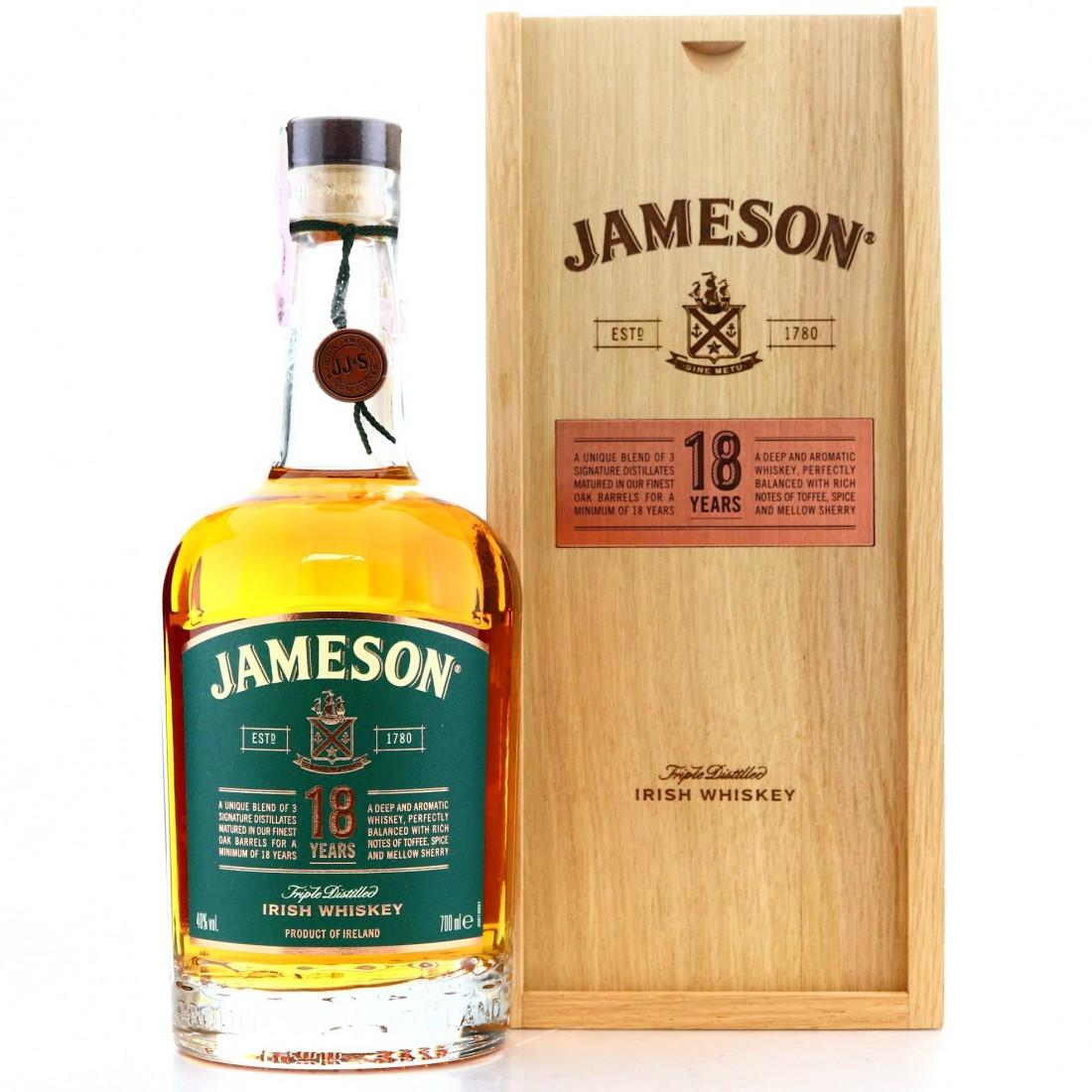 Jameson 18 Year Old
