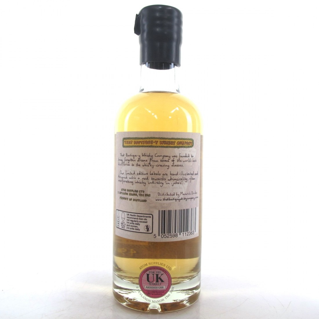 Clynelish That Boutique-y Whisky Company 15 Year Old Batch #3