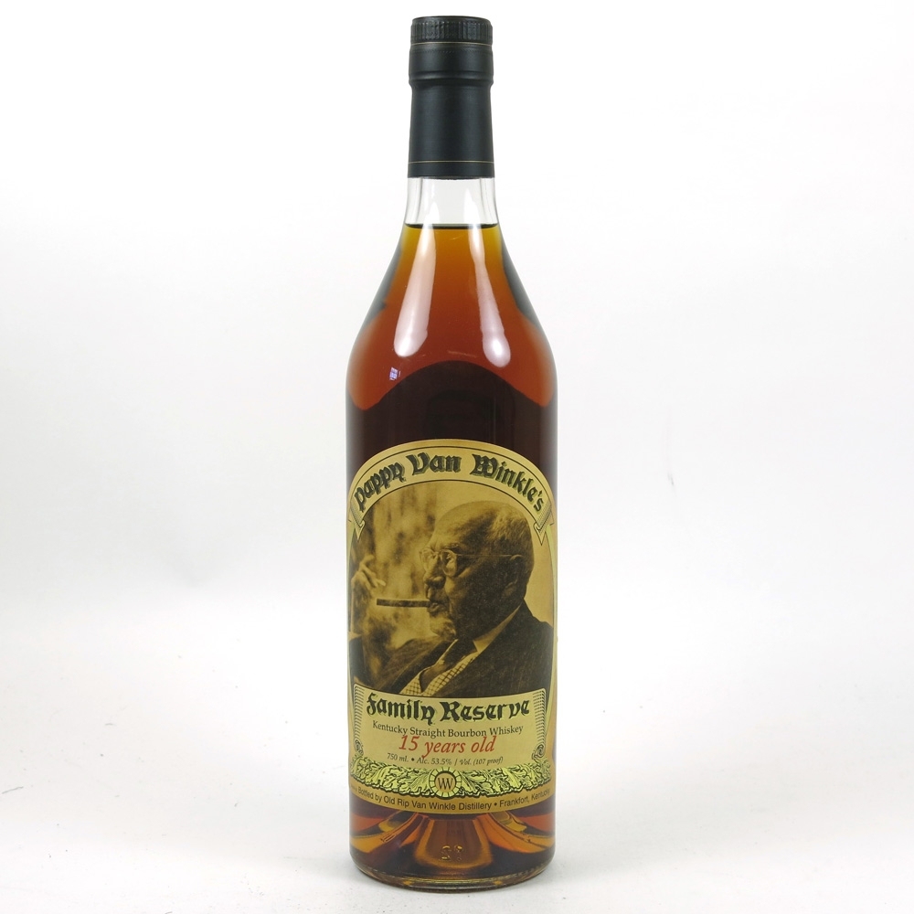 Pappy Van Winkle Family Reserve 15 Year Old Front
