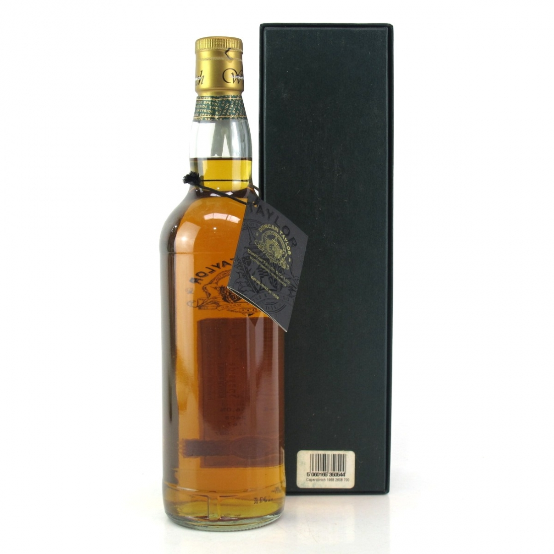 Caperdonich 1968 Duncan Taylor 39 Year Old