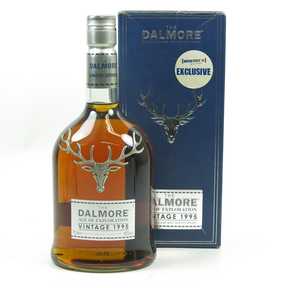 Dalmore 1995 Age of Exploration