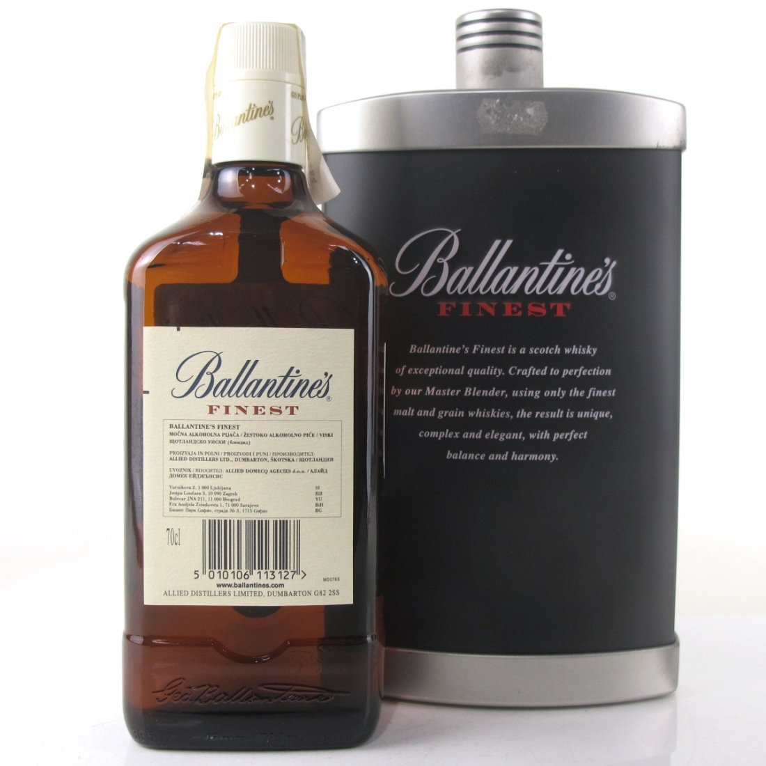 Ballantine's Finest Scotch Whisky
