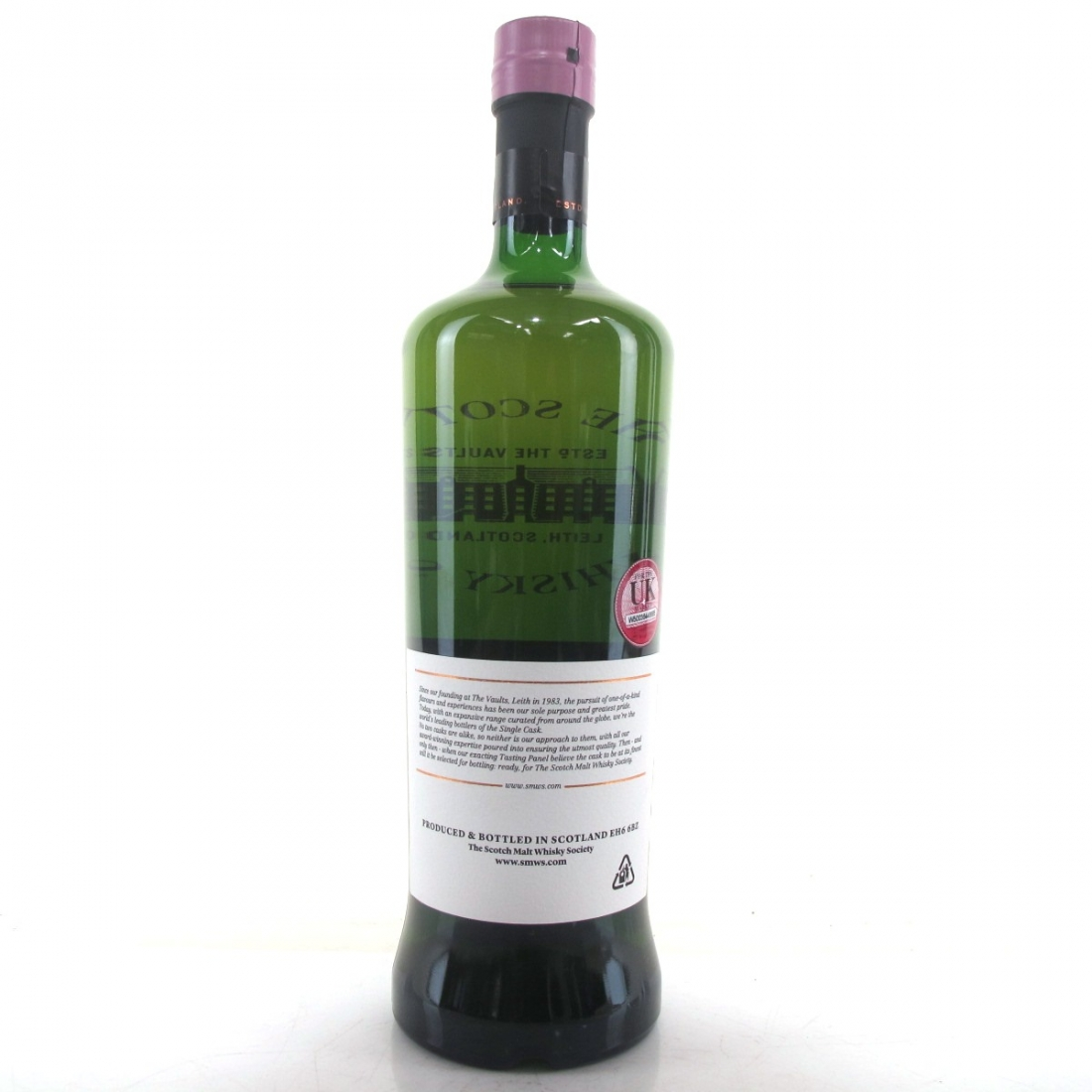 Cragganmore 2004 SMWS 12 Year Old 37.100