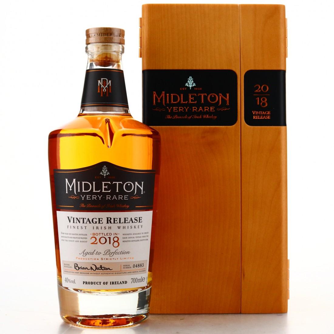 Midleton Very Rare 2018 Edition