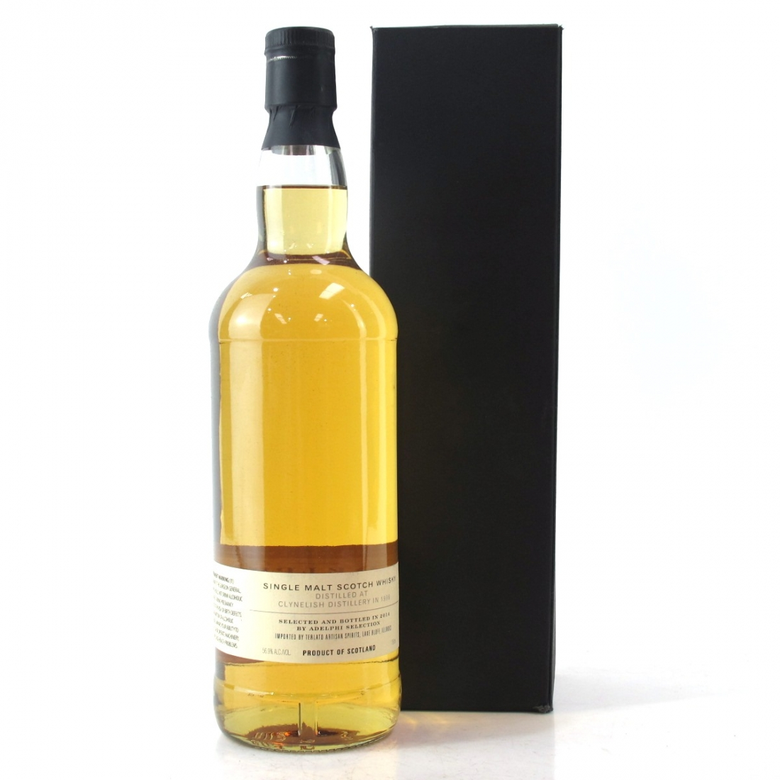 Clynelish 1996 Adelphi 17 Year Old 75cl / US Import
