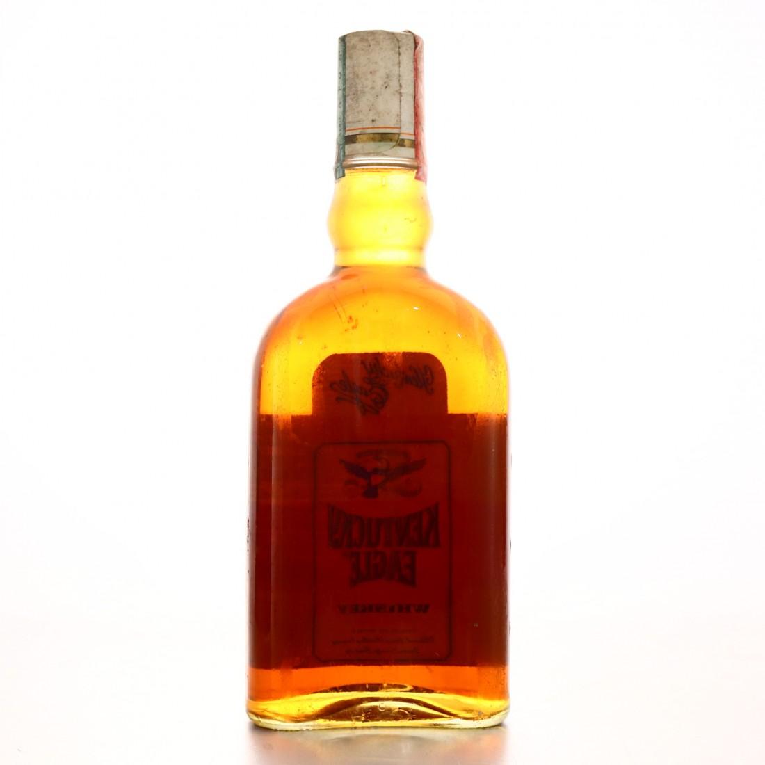Kentucky Eagle Bourbon 1980s