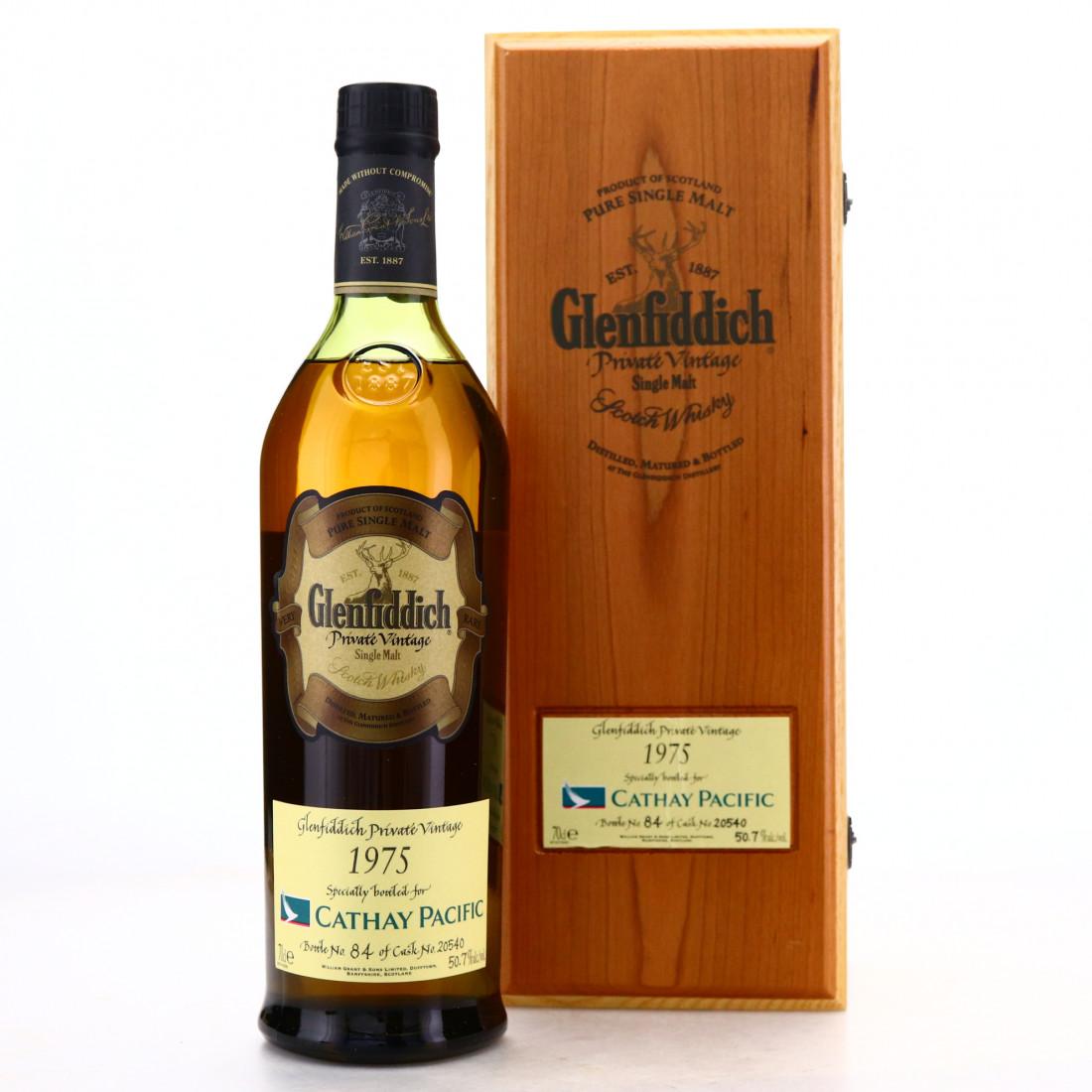 Glenfiddich 1975 Private Vintage #20540