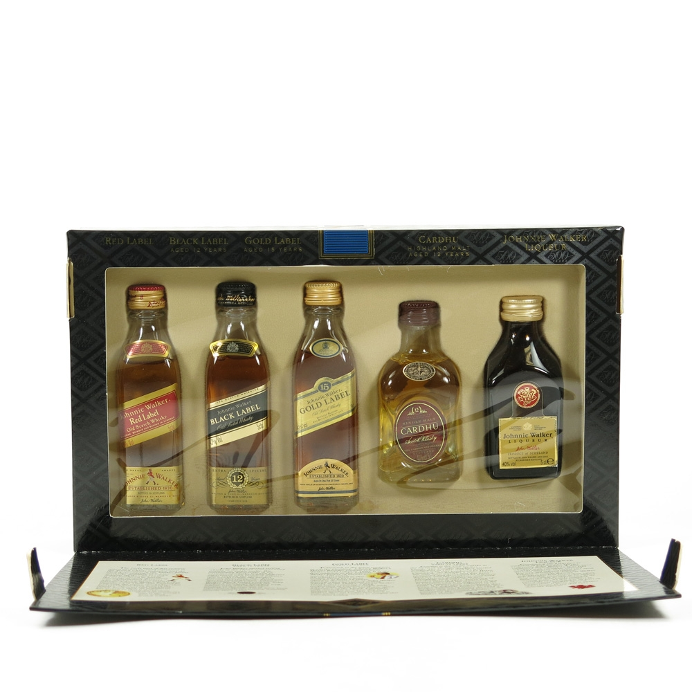 Johnnie walker Special Collection 500 years
