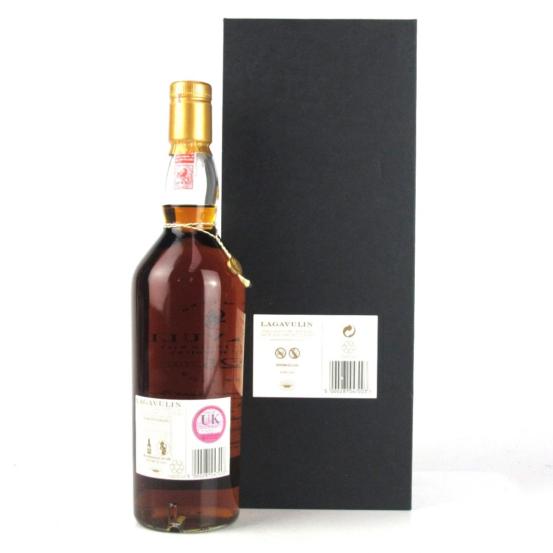 Lagavulin 25 Year Old Bicentenary 2016