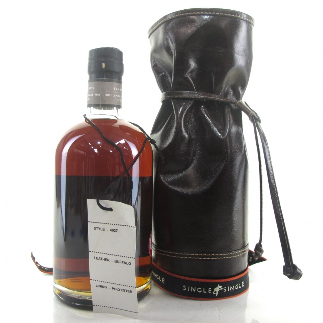 Ben Nevis 1996 Single and Single 21 Year Old 75cl
