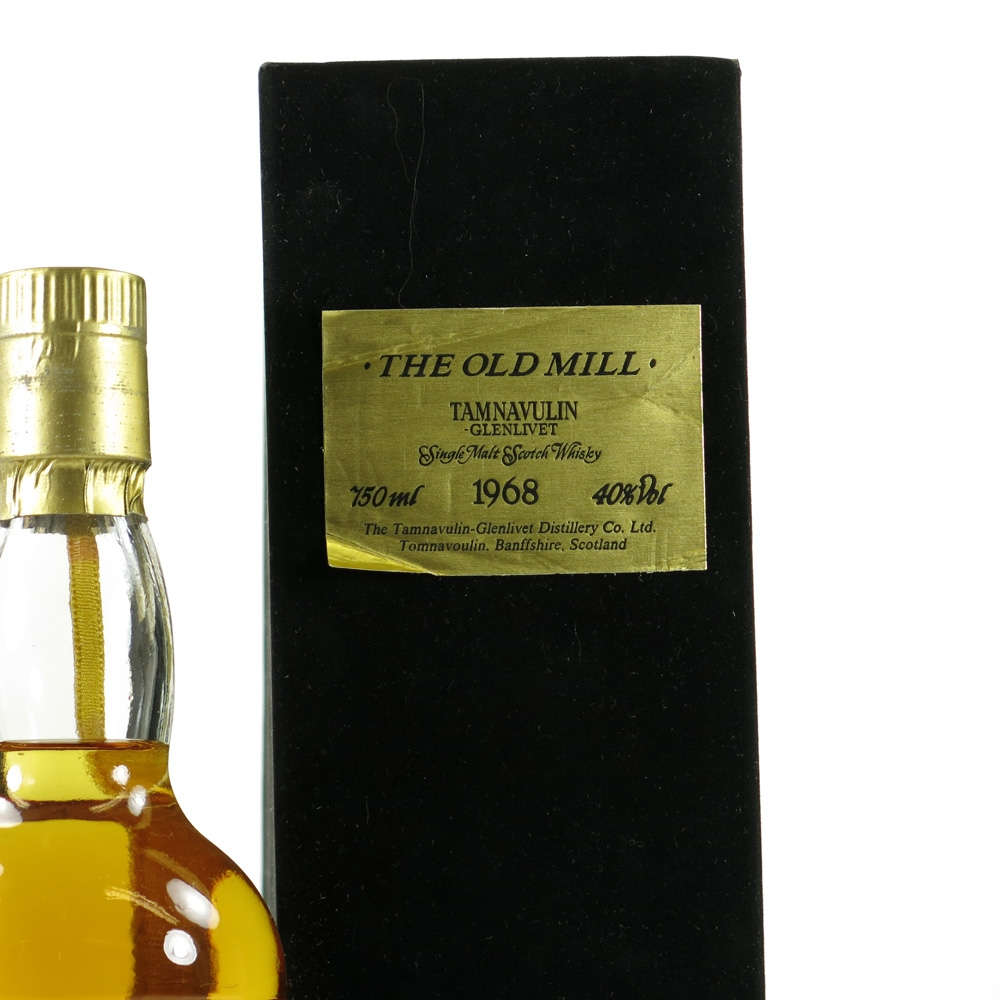 Tamnavulin-Glenlivet 1968 'The Old Mill' Special Reserve