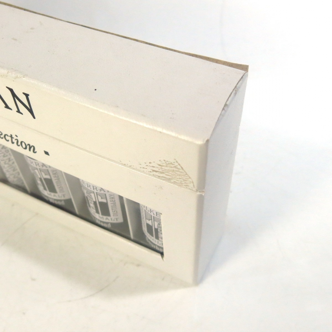Kilkerran First Cask Selection Miniature Set 6 x 5cl