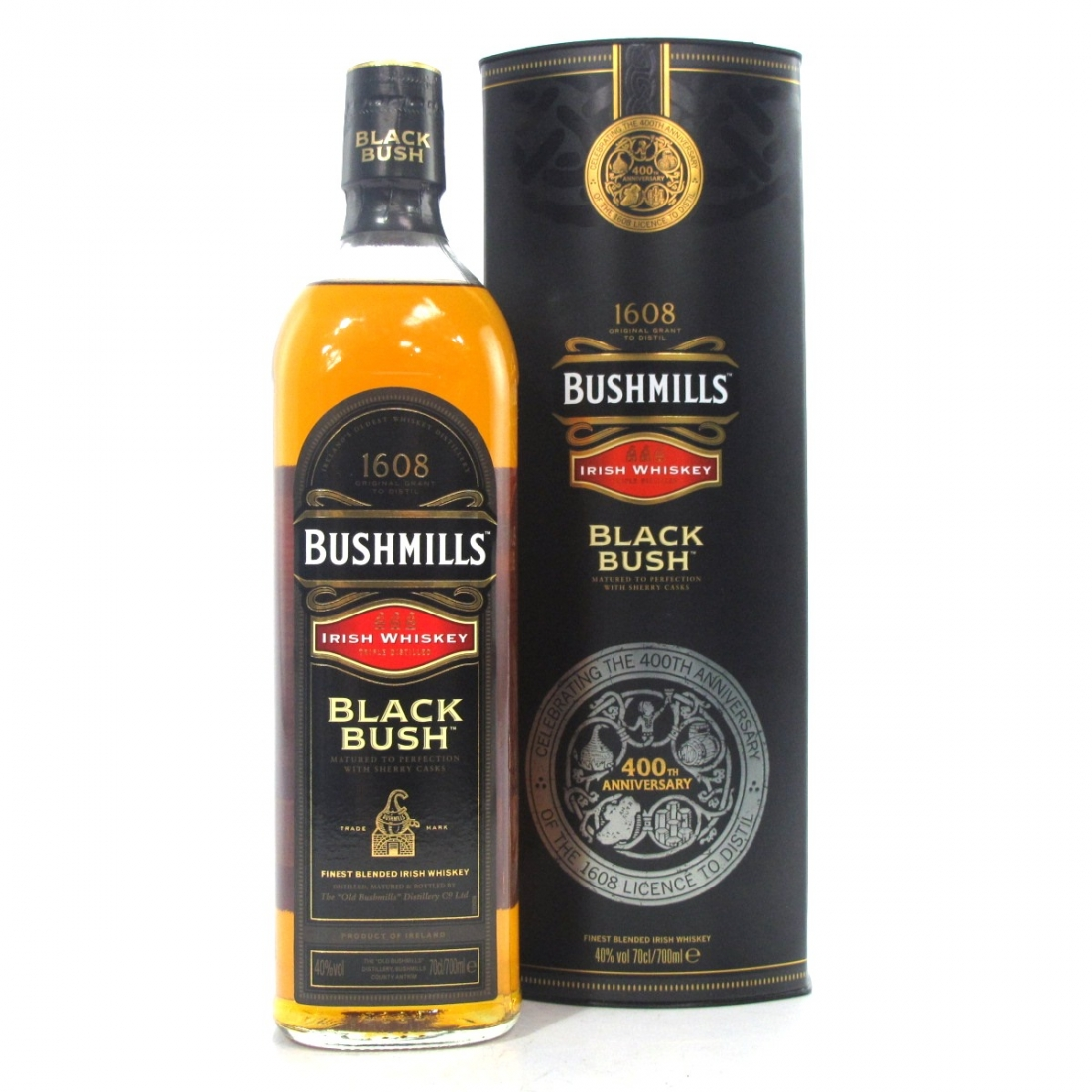 Bushmills Black Bush / 400th Anniversary