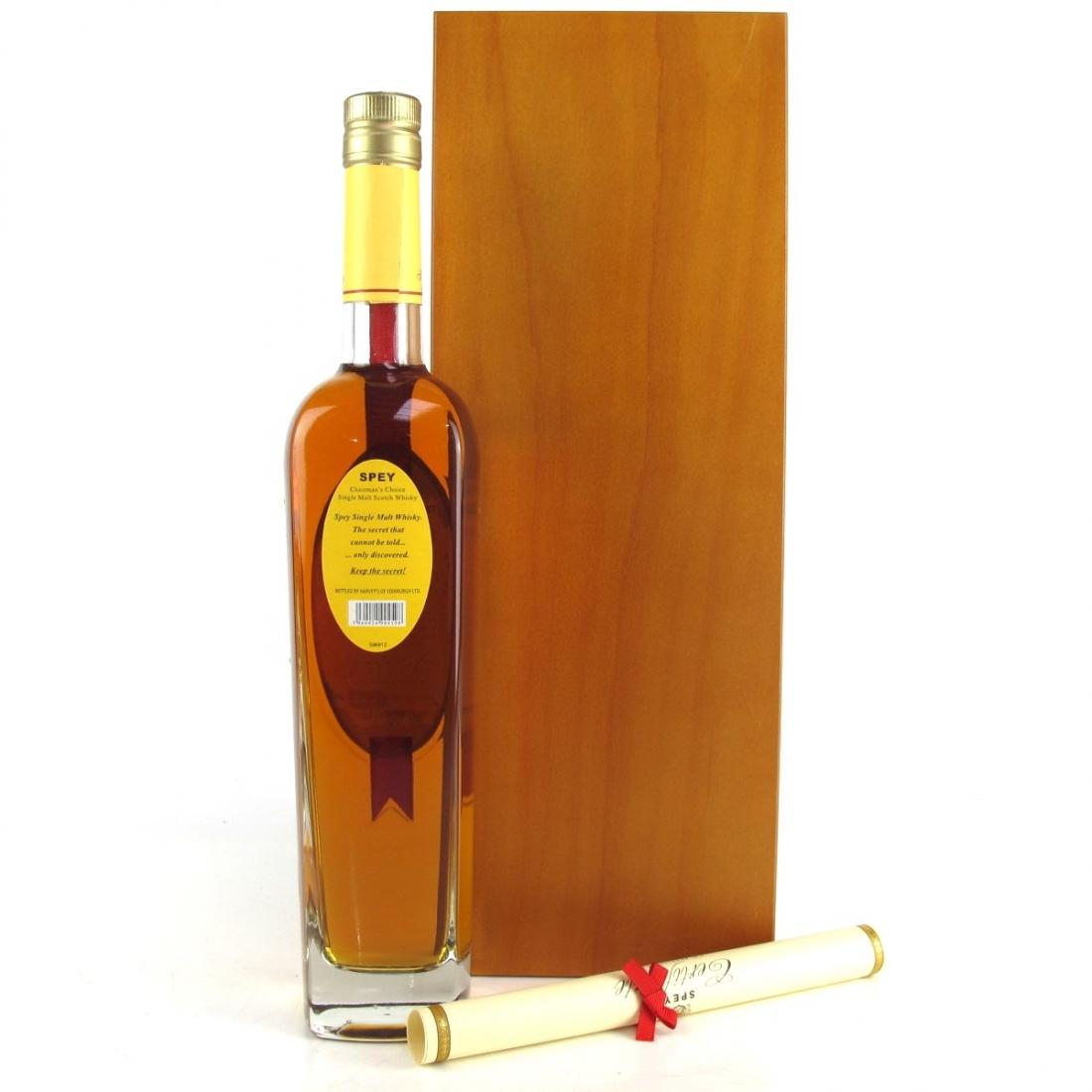 Spey Distillery Chairman's Choice