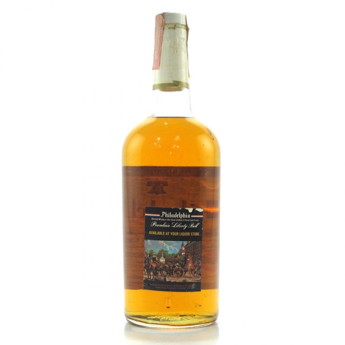 Philadelphia 8 Year Old Blended Whiskey 40 Fl. Ozs.