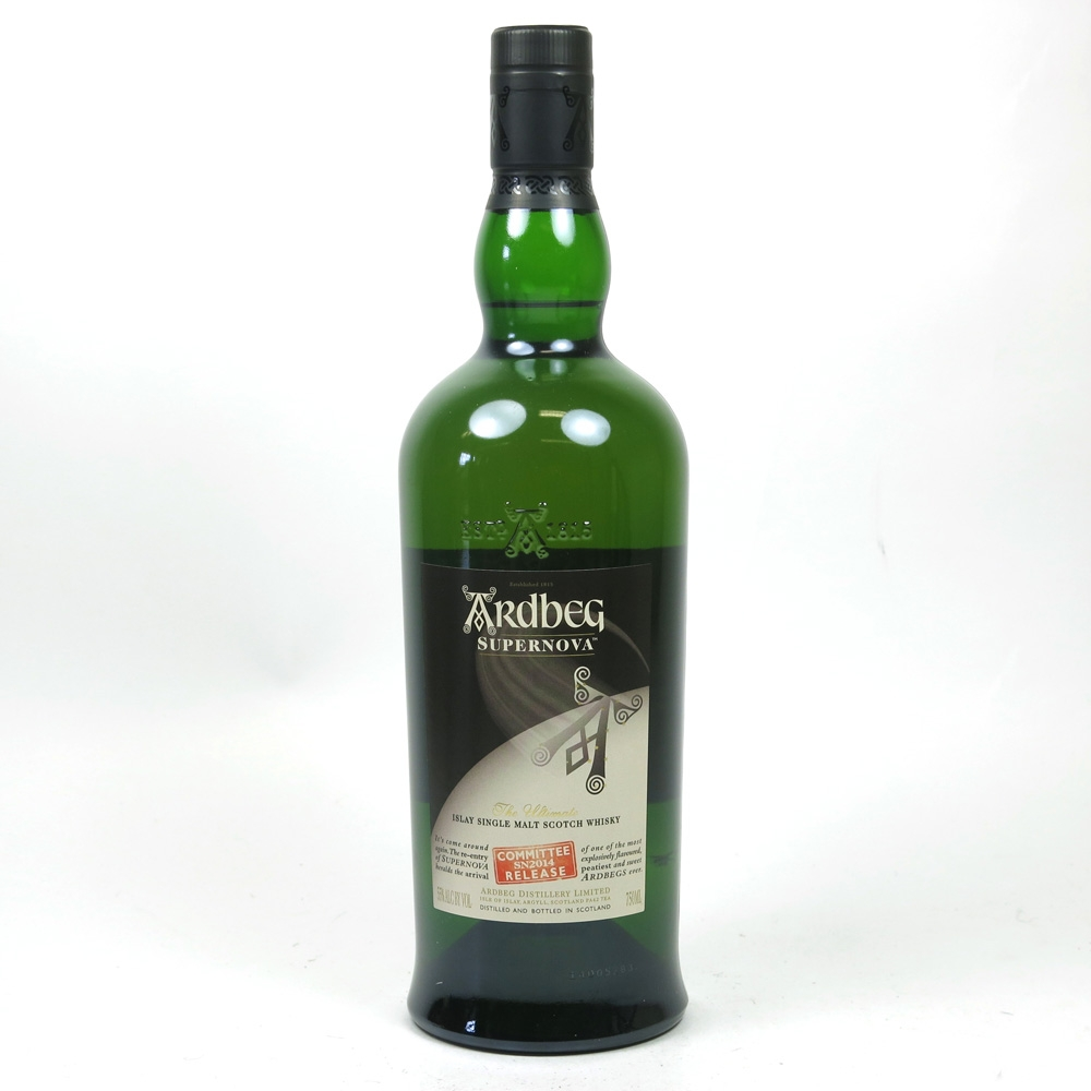 Ardbeg Supernova 2014 (US Import) 75cl