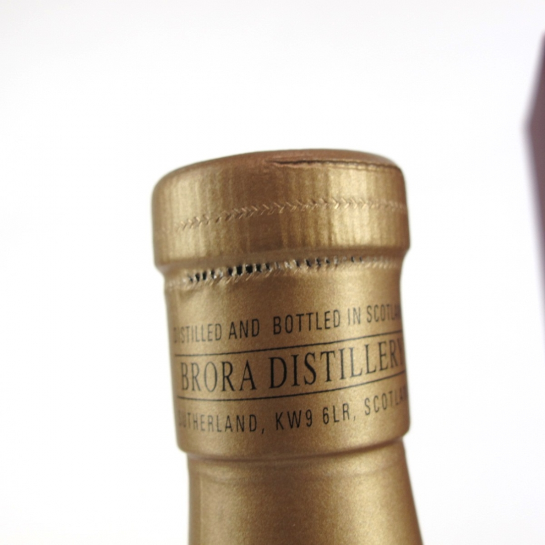 Brora 37 Year Old 2015 Release