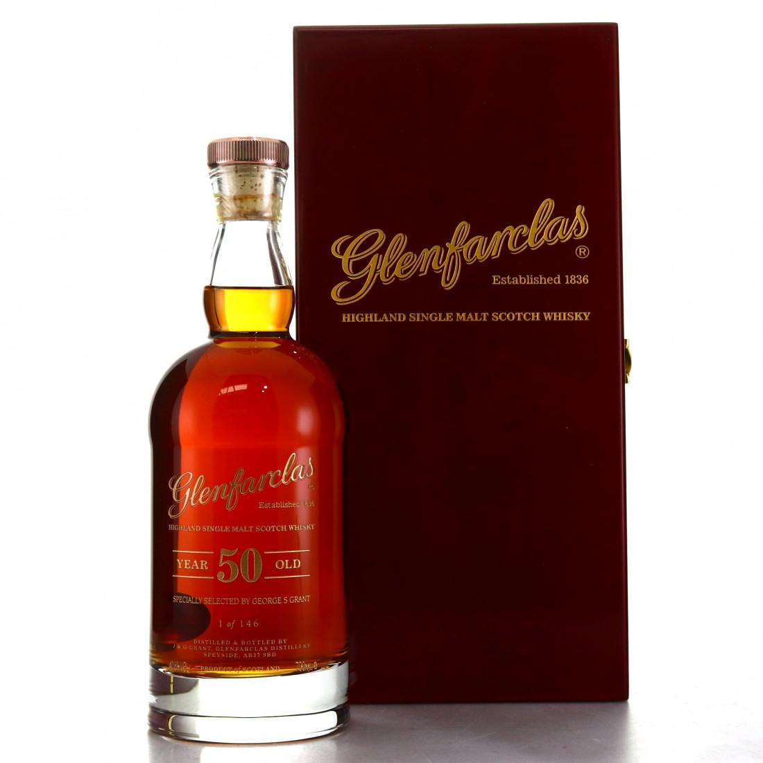 Glenfarclas 50 Year Old