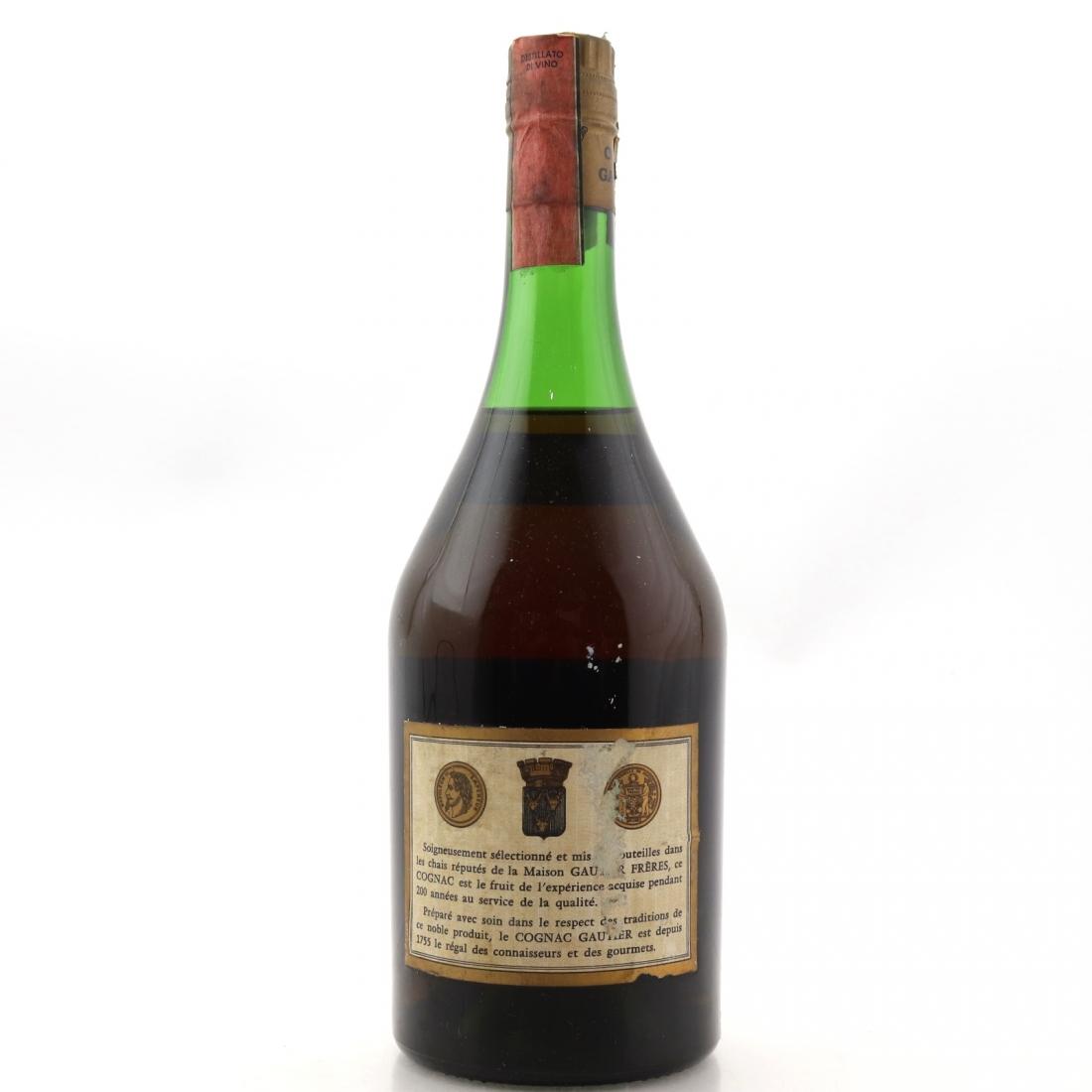 Gautier Freres Prestige Cognac 1970s