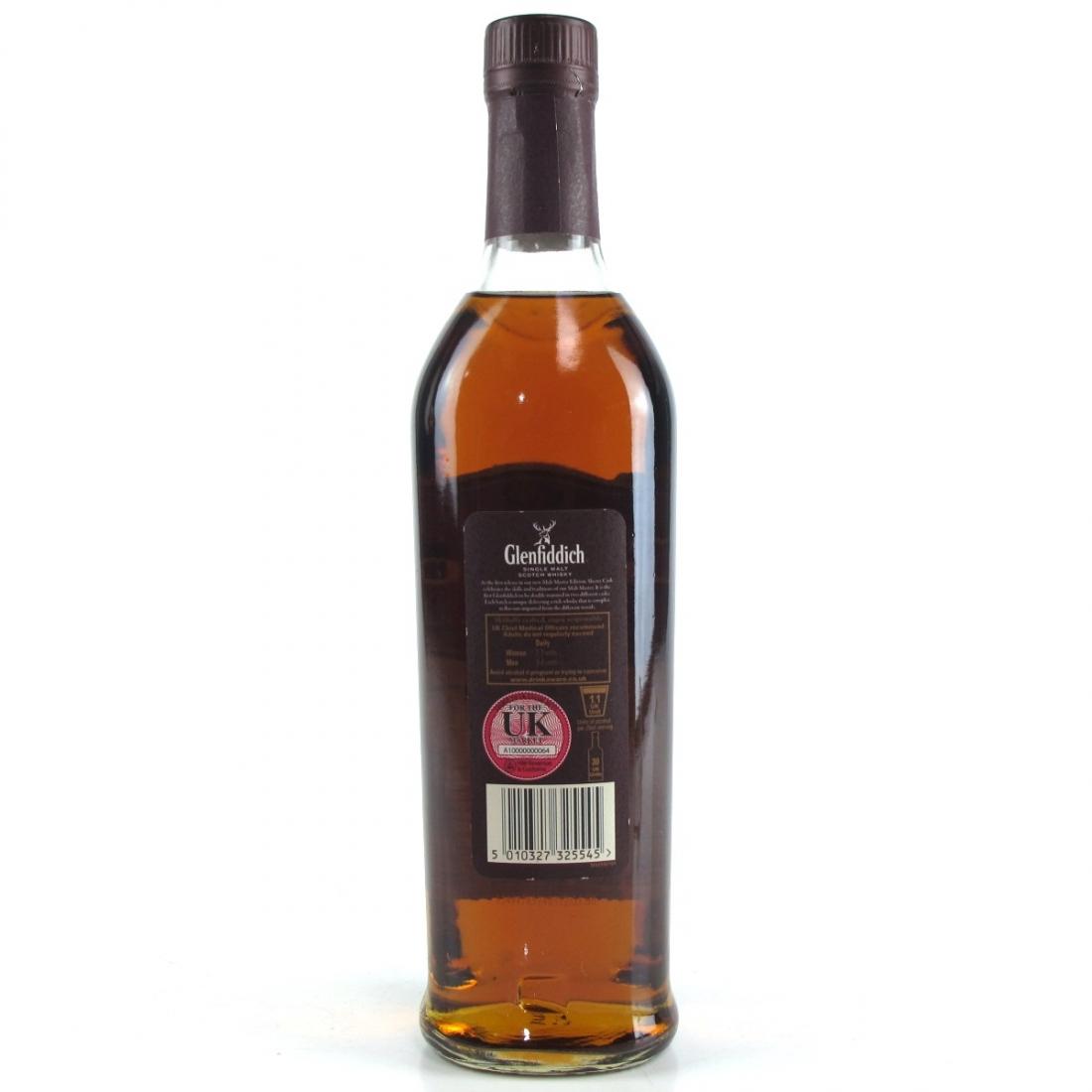 Glenfiddich Malt Master's Edition Batch 01/11