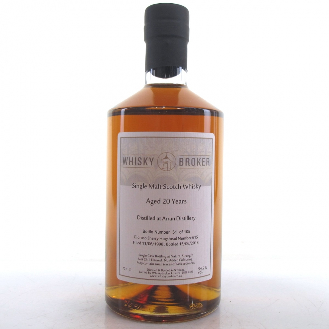 Whisky Investments - Dalkeith Brokerage