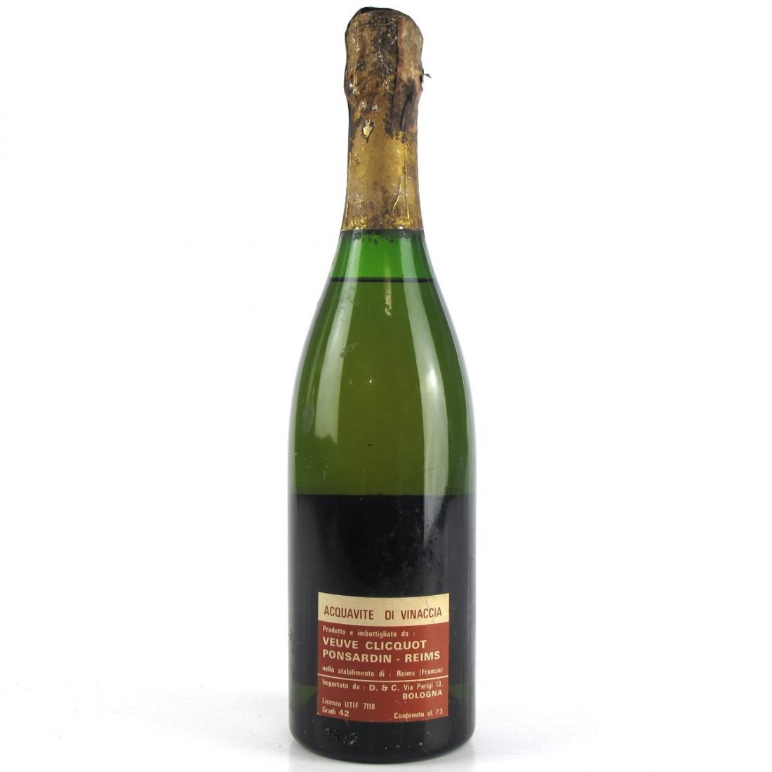 Veuve Clicquot Marc de Champagne