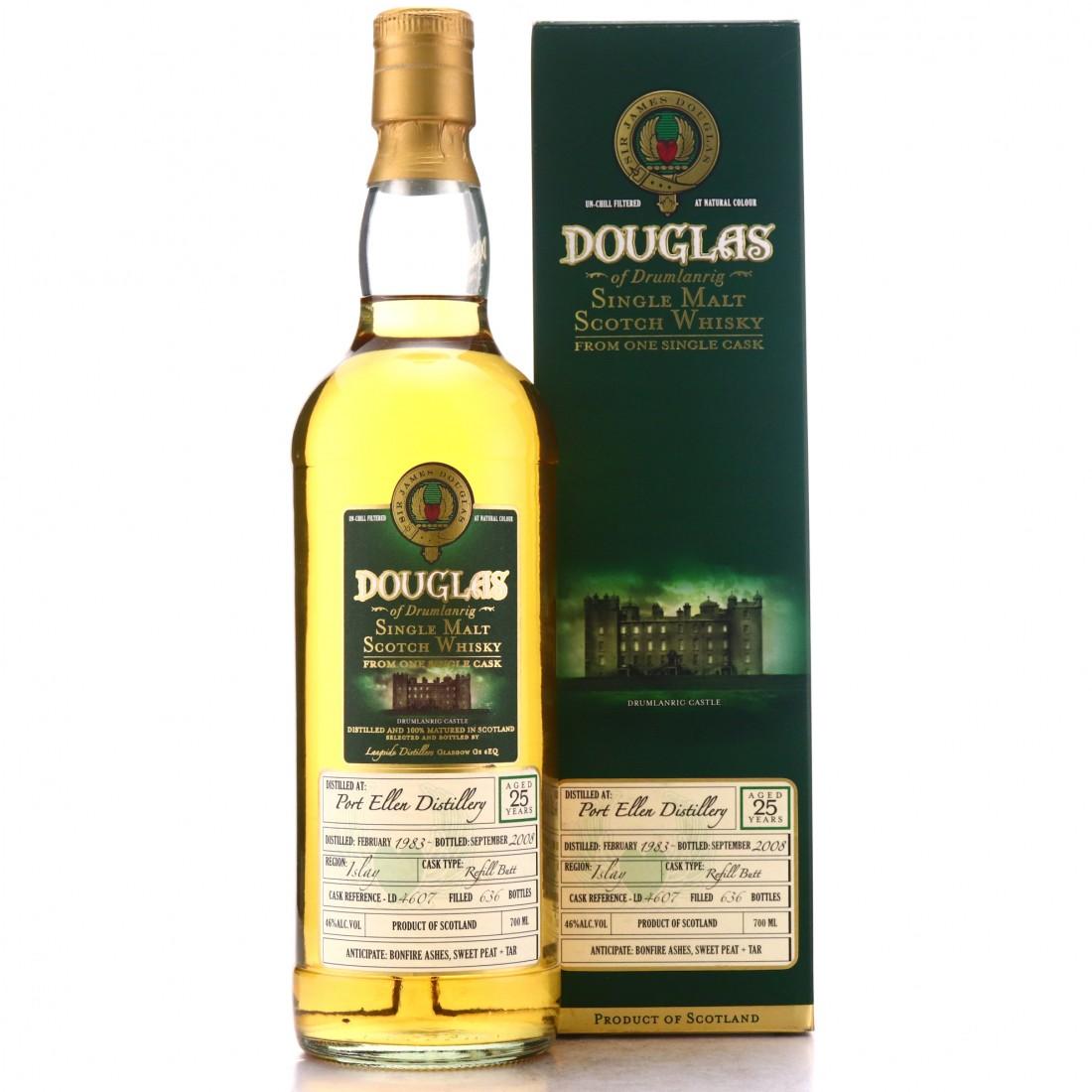 Port Ellen 1983 Douglas of Drumlanrig 25 Year Old