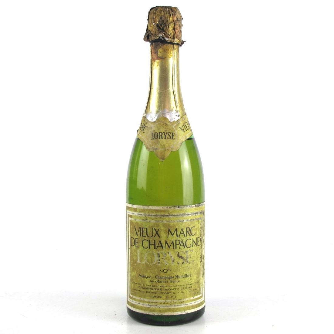 Loryse Vieux Marc de Champagne