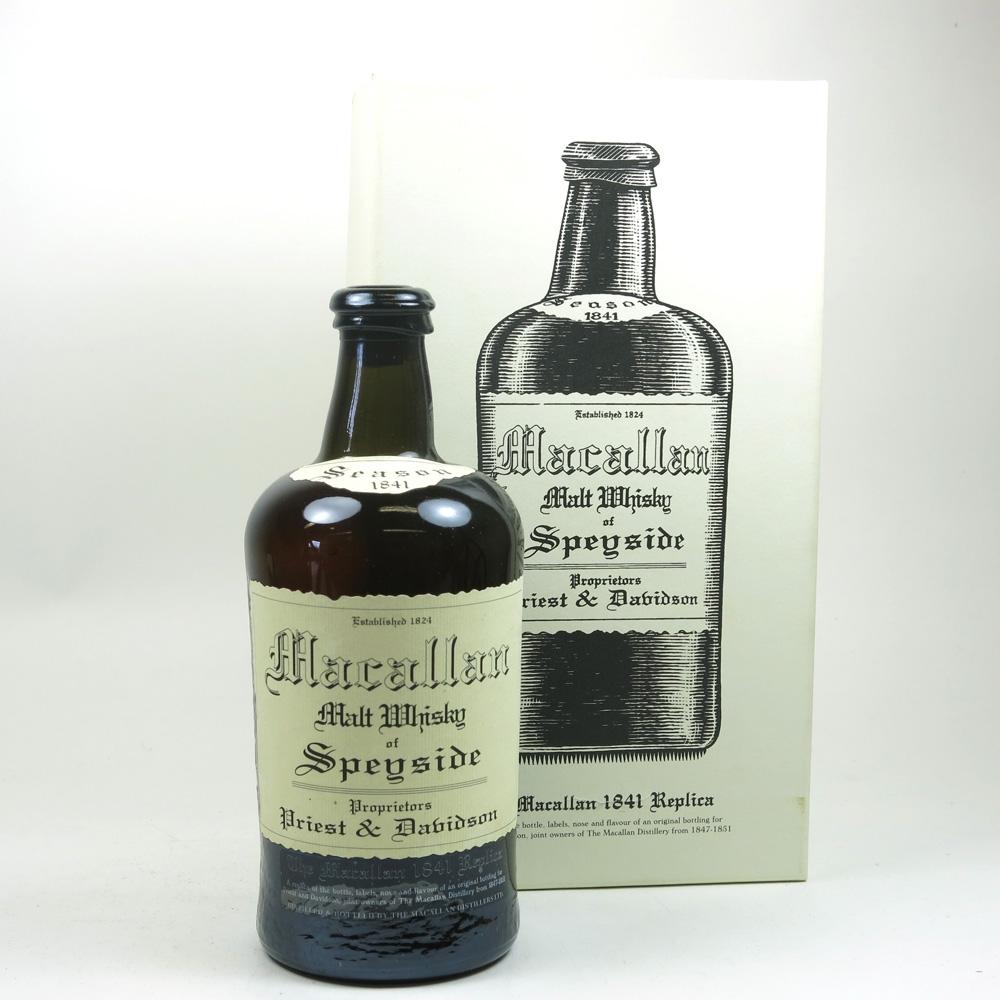Macallan 1841 Replica
