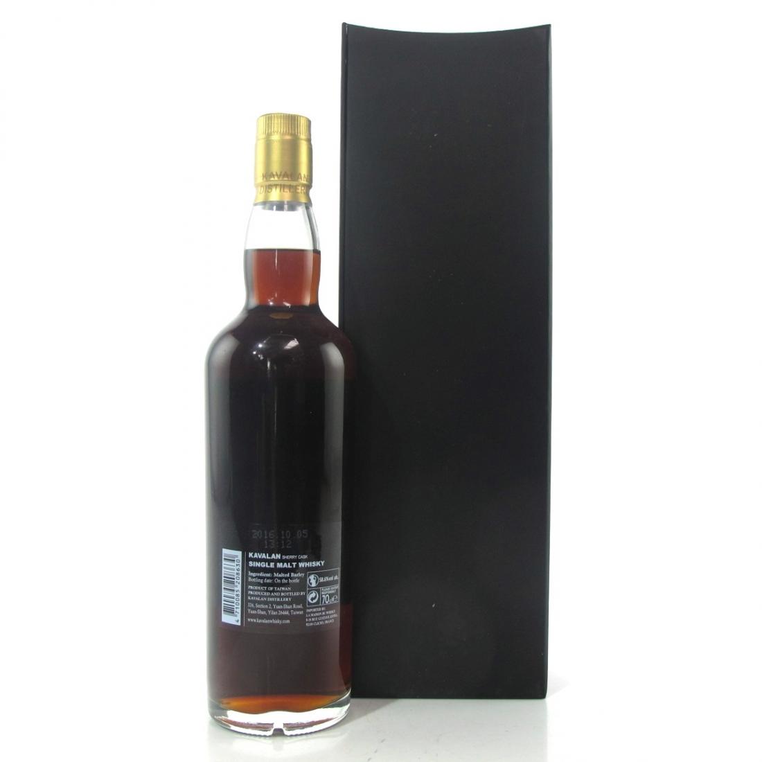 Kavalan Selection Sherry Cask / LMDW