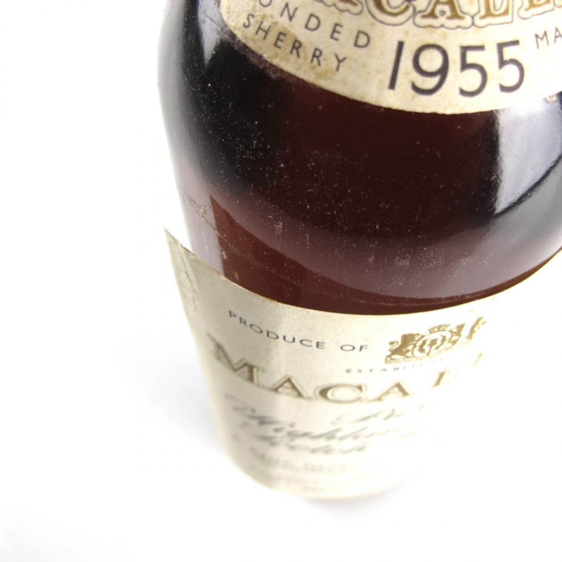 Macallan 1955 Campbell, Hope and King / Rinaldi Import