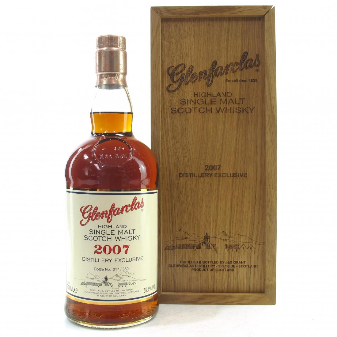 Glenfarclas 2007 Distillery Exclusive / Spirit of Speyside 2017
