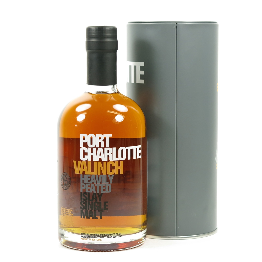Port Charlotte Valinch Exploration Cask #04 / Sraid A'Chladaich