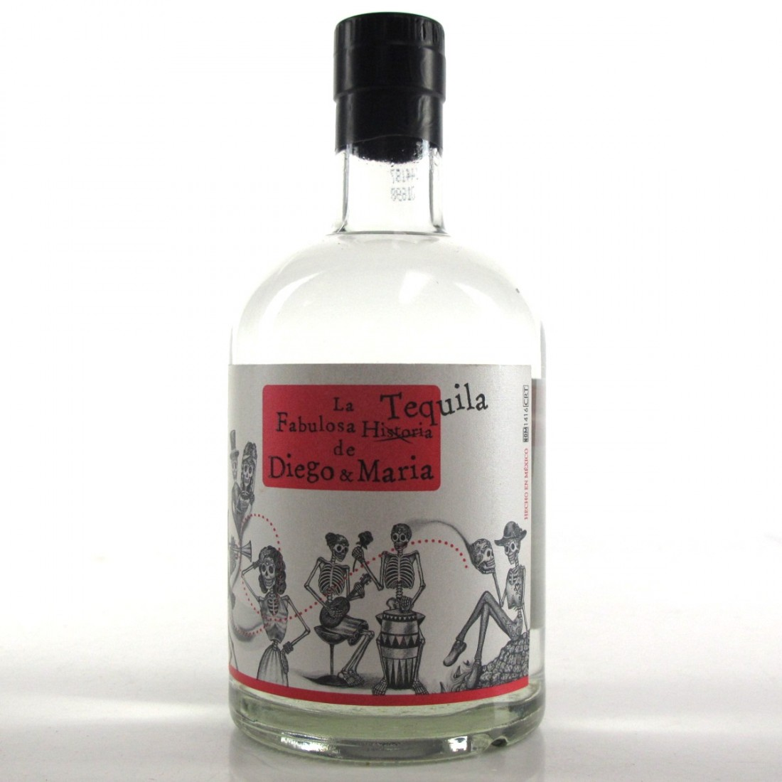 La Fabulosa Tequila Diego & Maria