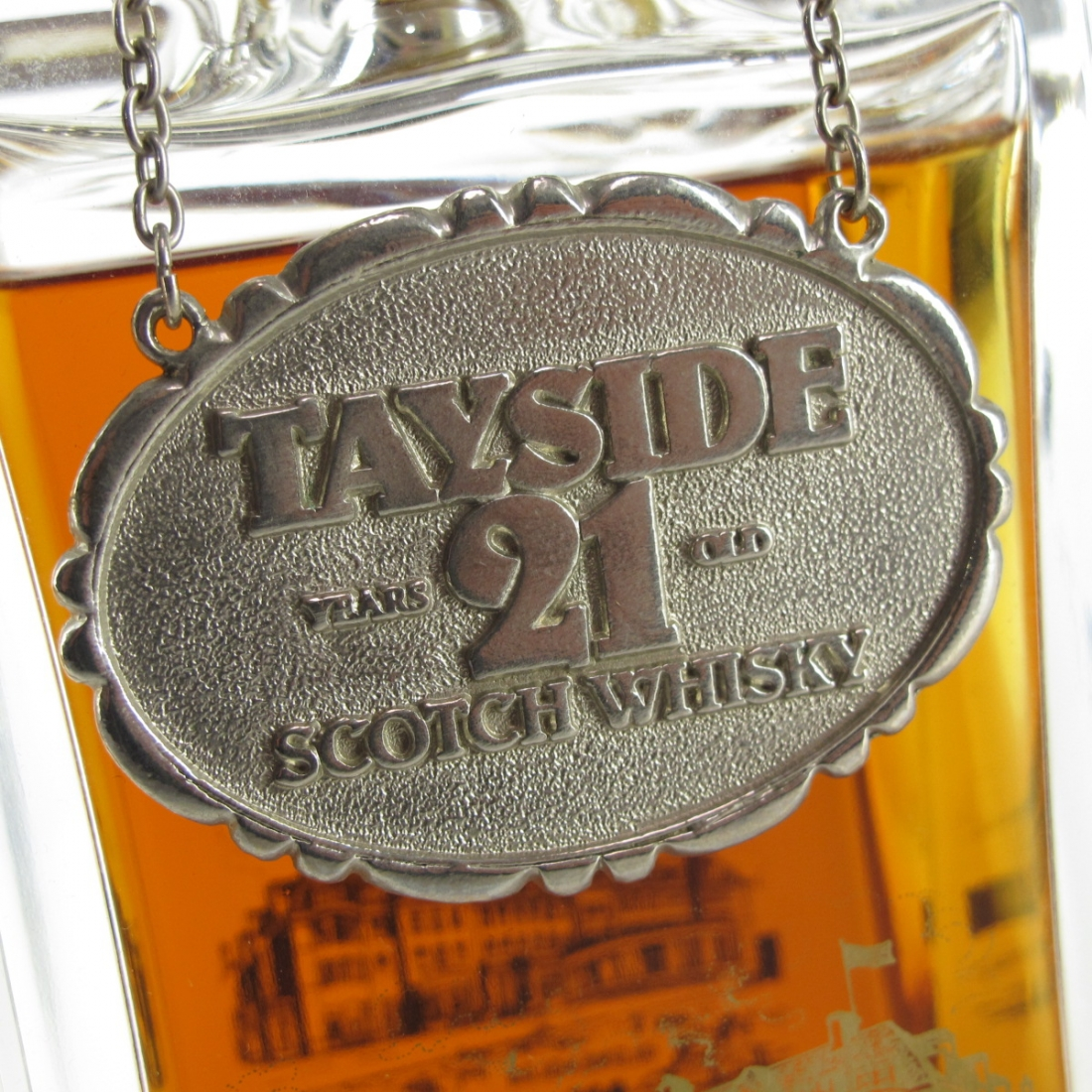 Tayside 21 year Old Decanter 1980s / Gleneagles Hotel