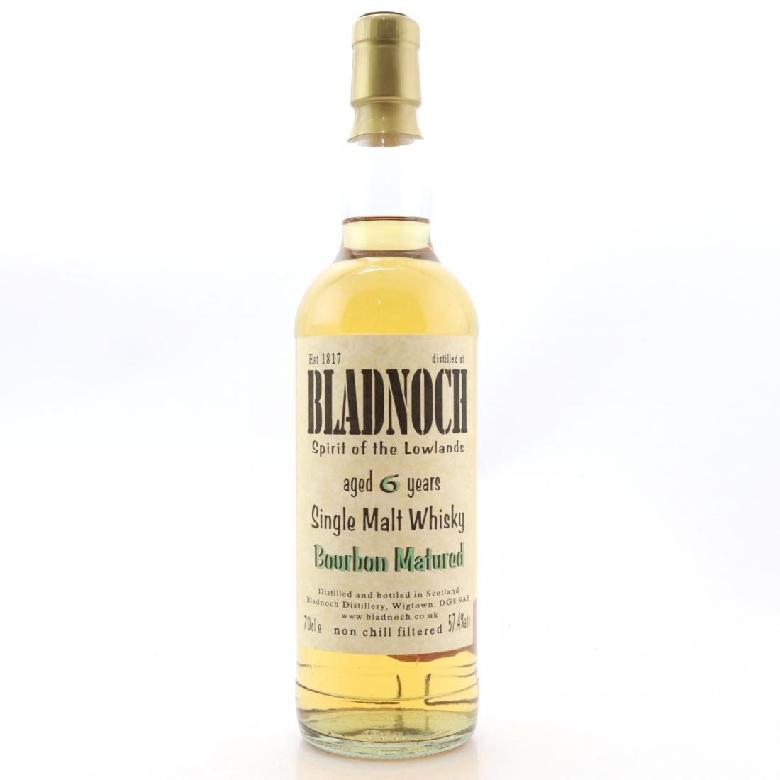 Bladnoch 6 Year Old Bourbon Matured