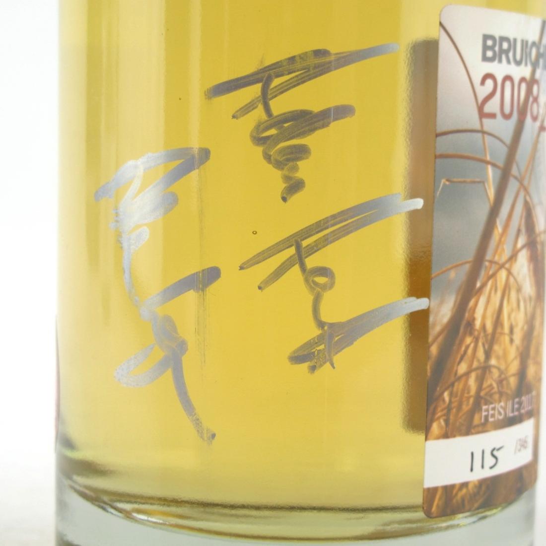 Bruichladdich 2008 Islay Grown Bere Barley Valinch / Feis Ile 2017