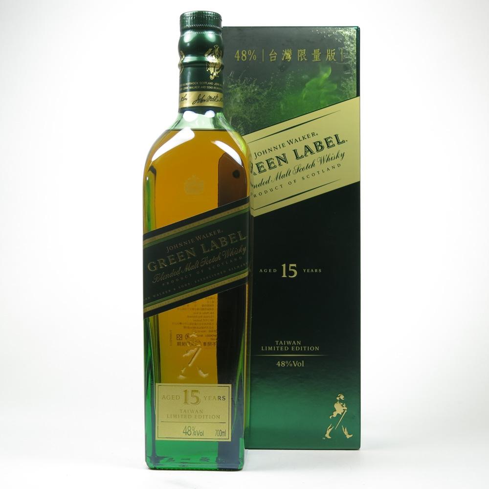 Johnnie Walker Green Label Taiwan Limited Edition