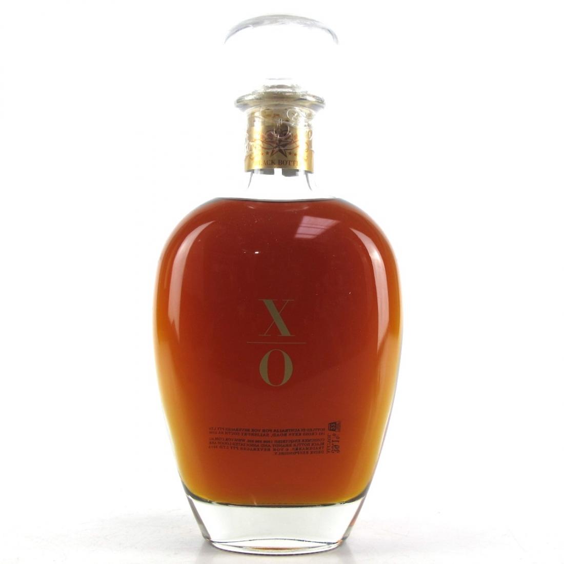 Black Bottle X/O Australian Brandy