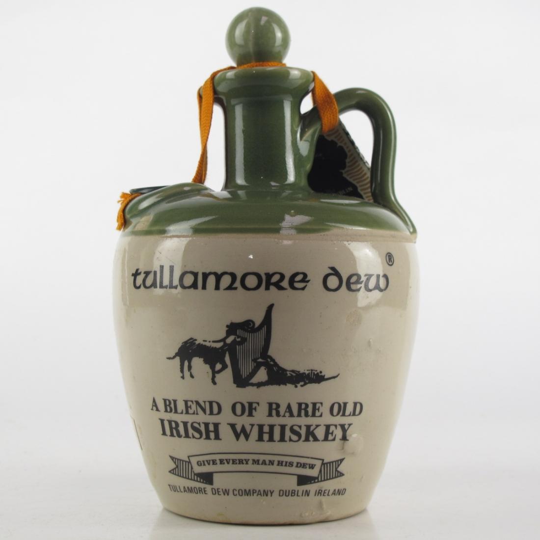 Tullamore Dew Decanter 1980s