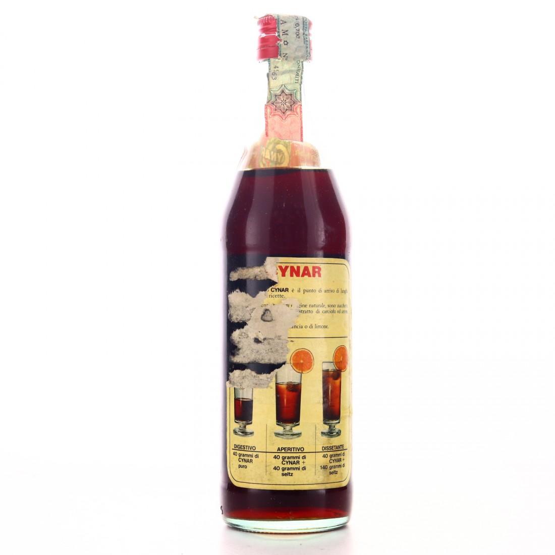 Cynar Artichoke Liqueur