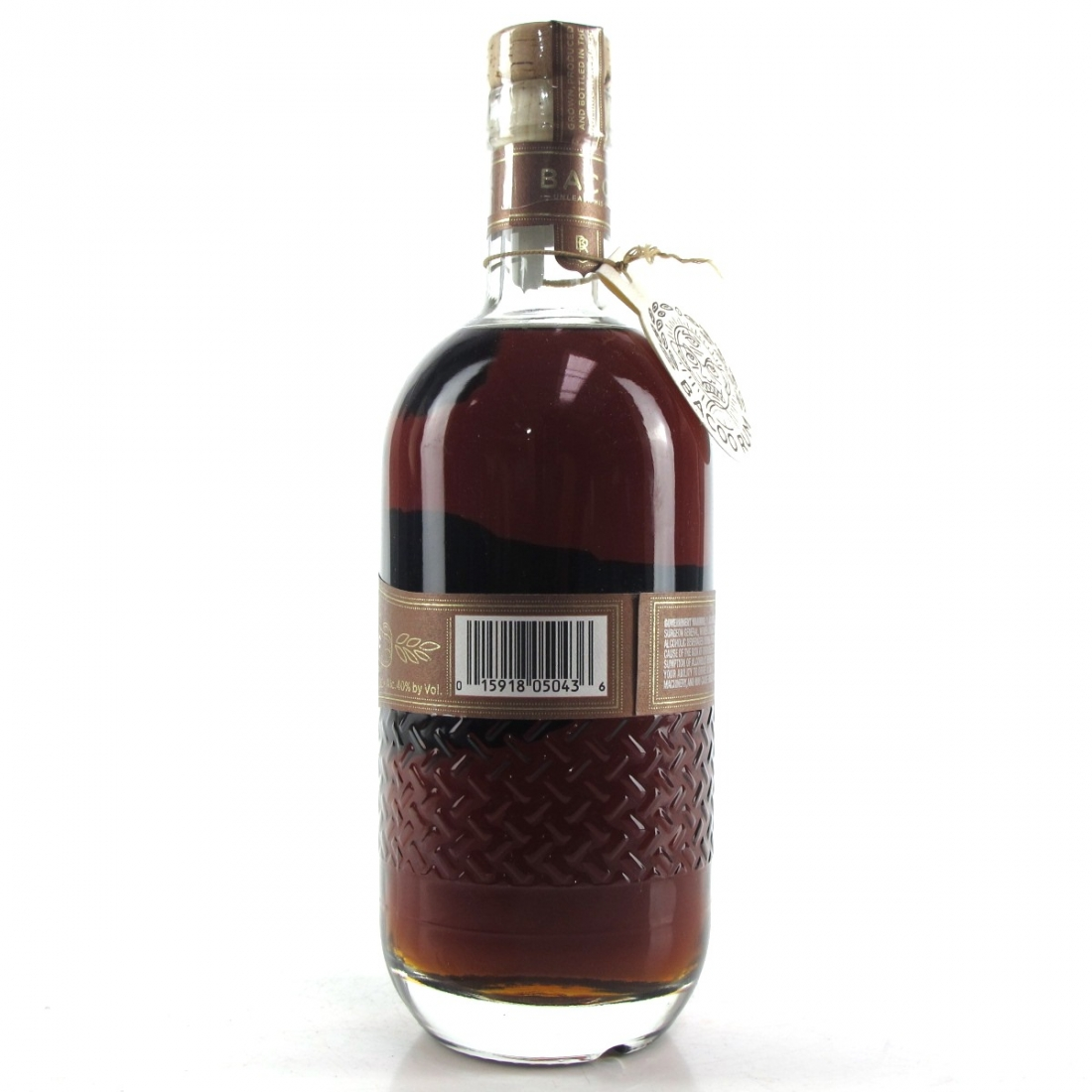Bacoo 12 Year Old Dominican Republic Rum