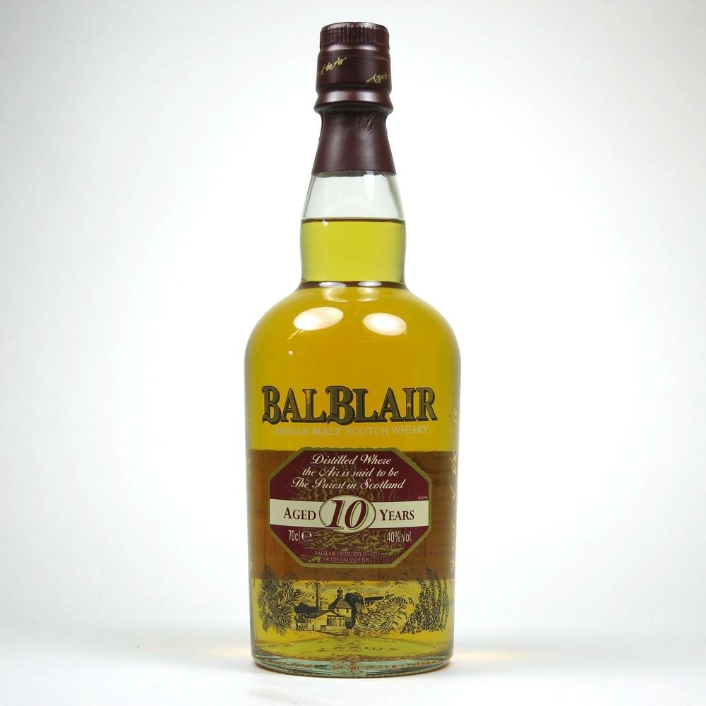 Balblair 10 Year Old