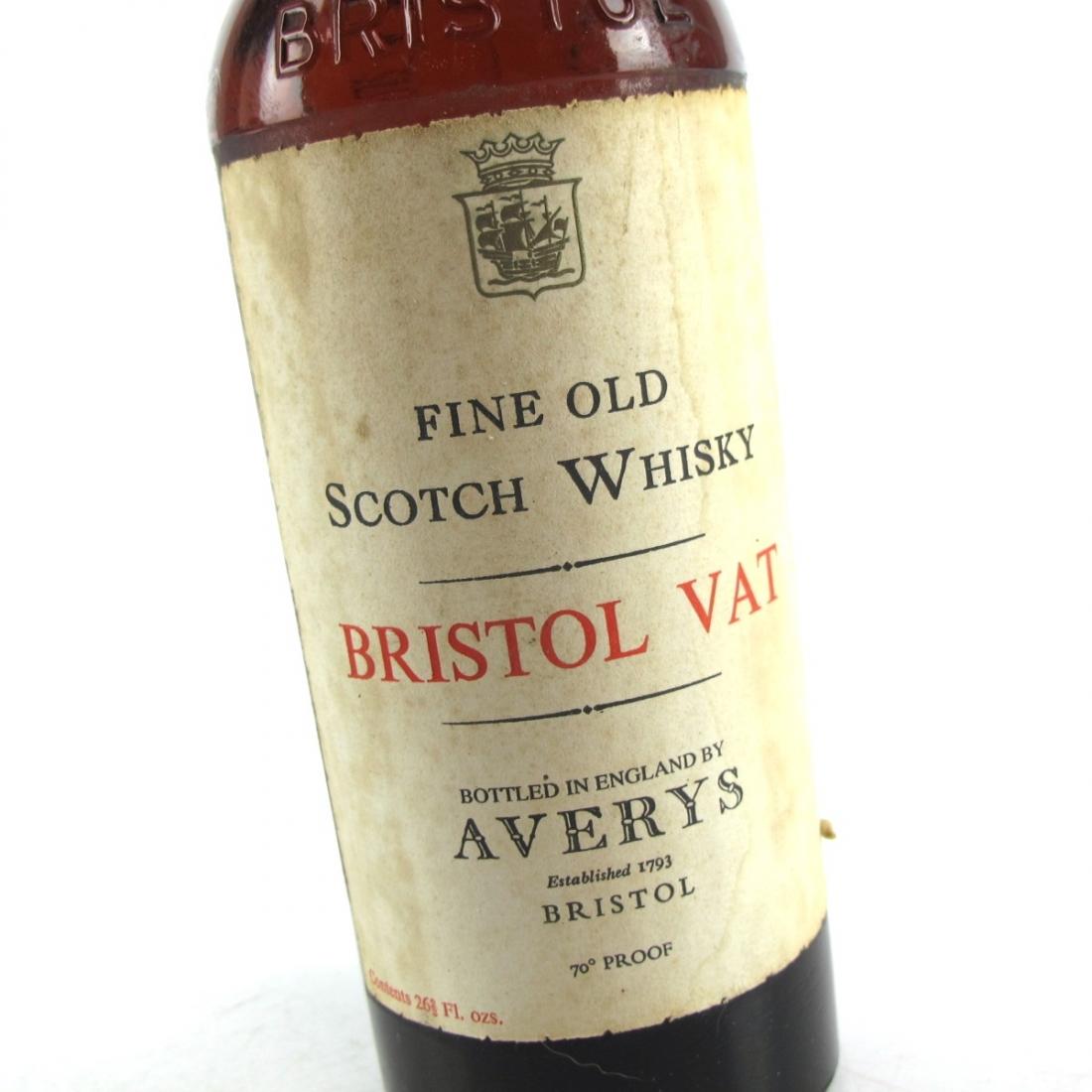 Averys Bristol Vat 1960s