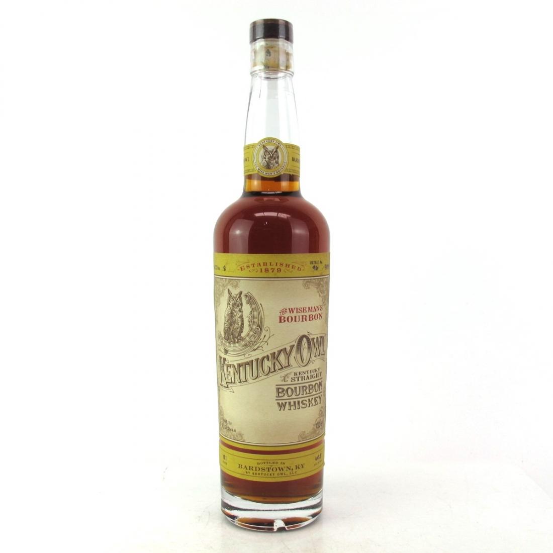 Kentucky Owl Straight Bourbon Batch #8